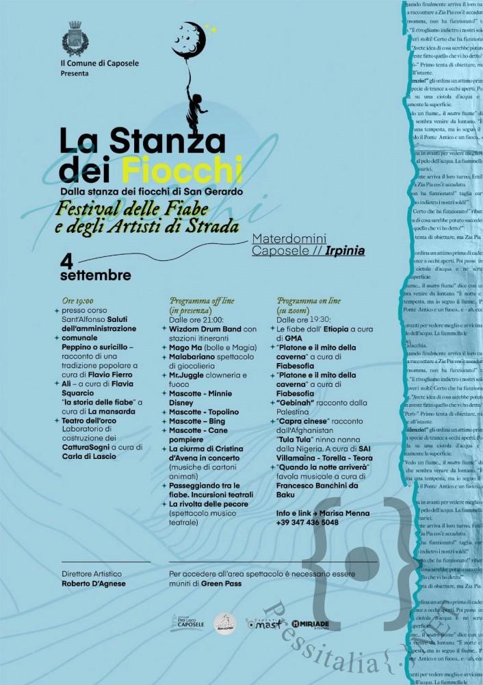 la_stanza_dei_fiocchi_programma_2021