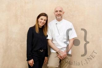 Elisa Prifiti e Riccardo Loreni