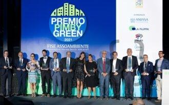 Foto Premiati Pimby Green 2021