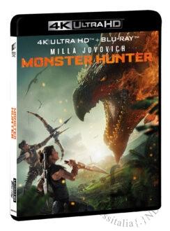 Monster Hunter 4K