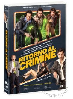 Ritorno al crimine DVD
