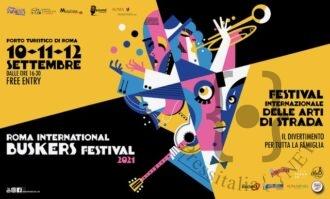 Roma International Buskers Festival-in